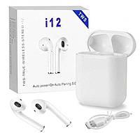Беспроводные наушники Bluetooth 5.0 TWS i12