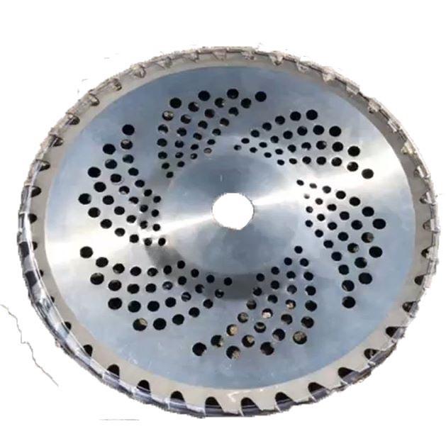 Победитовый диск Тарелка для косы (255мм, 25.4 мм, 40Т)