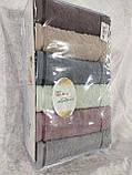 Полотенце махровое CESTEPE LUX VIP  50х90 (Турция) упаковка 6шт., фото 2