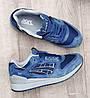 Чоловічі сині кросівки Asics Gel Lyte III. ТІЛЬКИ НА НОГУ 25.5 ДО 26СМ, фото 3