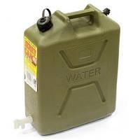 Пластиковая канистра для воды 22 литра ARB