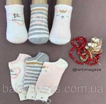 Детские хлопковые носки Katamino 5-6, 7-8