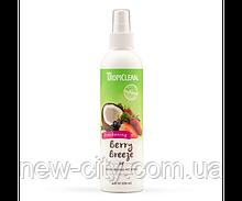 TropiClean Berry Breeze Спрей-дезодорант Ягодный Бриз 236мл