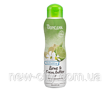 TropiClean Lime&Cc Btr Кондиционер для кошек и собак лайм и какао масло 355 мл