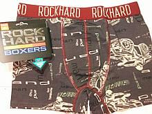 Трусы шорты ROCK HARD 7003  XL серый