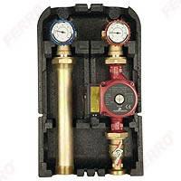 Насосные агрегаты и смесительные клапаны Weberman