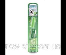 TropiClean Fresh Breath зубная+массажная щетка