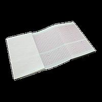 Папір діаграмний фальцований для ЛДТЗ 152 * 90 * 150л