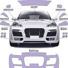 Антигравійний захист кузова автомобіля