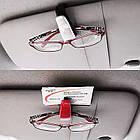 Тримач для окулярів в авто, фото 5