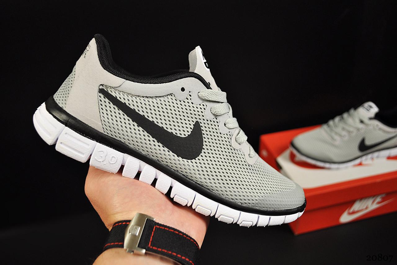 Кроссовки Nike Free Run 3.0 арт 20807 (женские, найк)