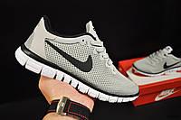 Кроссовки Nike Free Run 3.0 арт 20807 (женские, найк), фото 1
