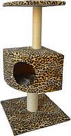Домик когтеточка Виктория для котов