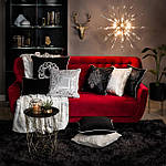 Декоративная подушка SMOOTH 30x50 см, фото 3