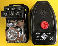 Реле давления для компрессора PTA 380В 3Ф (Italtecnica)