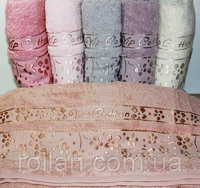 Банные турецкие полотенца Cestepe ORKIDE