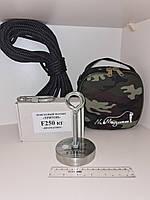 НОВИНКА 2020 Поисковый магнит ТРИТОН ф250 (сила на отрыв 350кг, 90мм диаметр) сумка трос 20м карабин