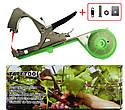Степлер+ремкоплект (нож,пружина,болт) для подвязки всех видов садовых и огородных растений (КРАСНЫЙ), фото 2