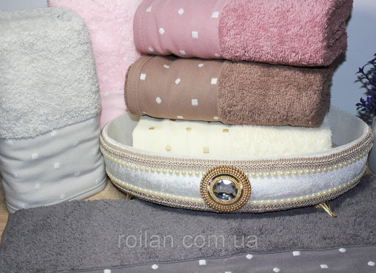 Метровые турецкие полотенца Grand
