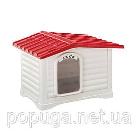 Будка для собаки Ferplast DOGVILLA 70 SMILE