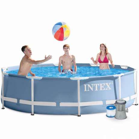 Бассейн каркасный Интекс Intex 26702 (305х76 см) с фильтр-насосом