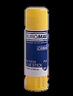 Клей-олівець PVА Jobmax Buromax, 21 г