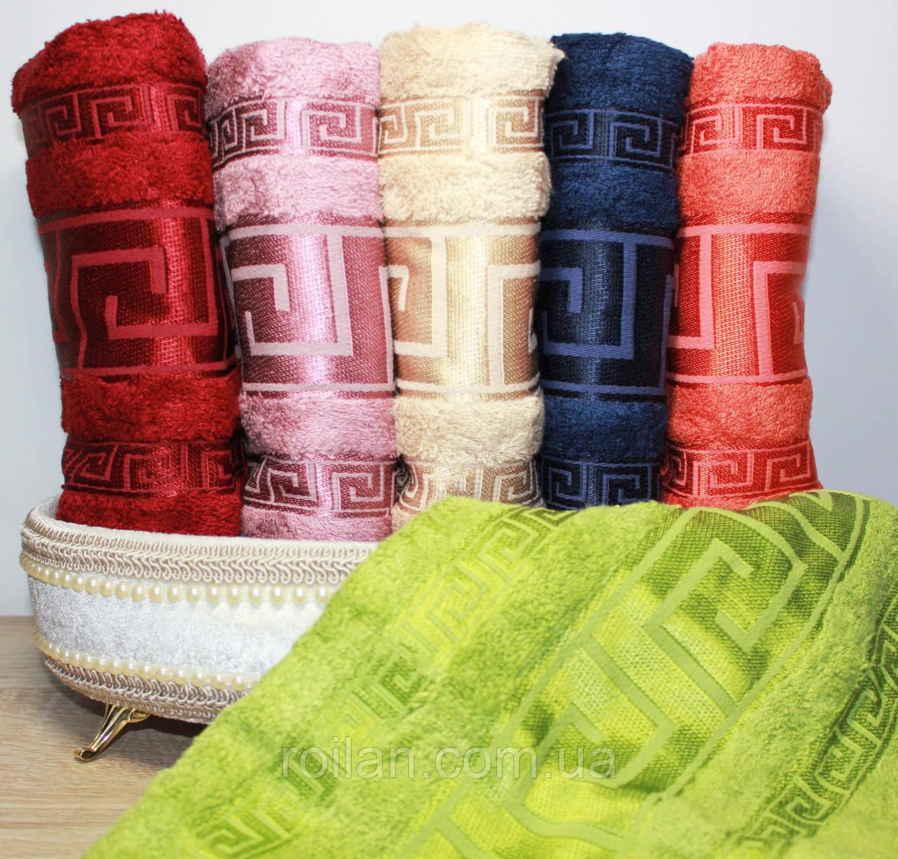 Банные бамбуковые полотенца Grek