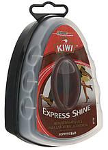 Kiwi Express Shine губка для взуття з дозатором 1 шт Коричневий