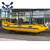 Килевая лодка Bark BT-360S с жестким дном шестиместная надувная лодка ПВХ, фото 5