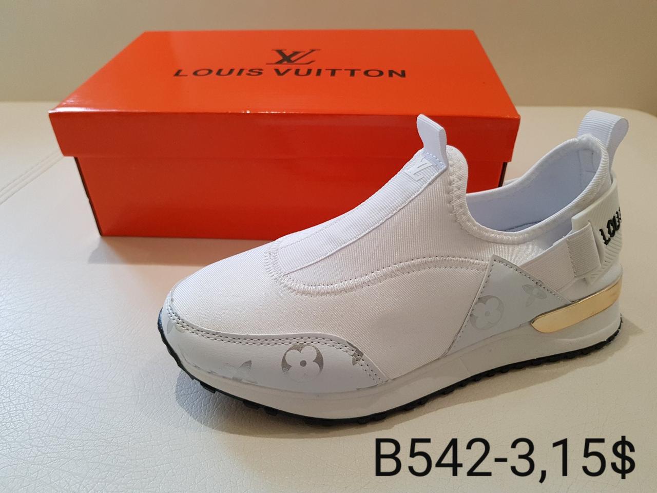 Женские кроссовки Louis Vuitton оптом (36-41)