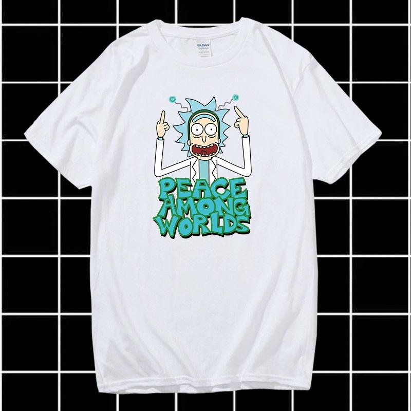 Футболка Rick & Morty art2 унисекс