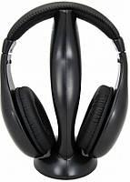 Беспроводная накладная гарнитура Esperanza EH 133 c встроенным FM-приемником wireless