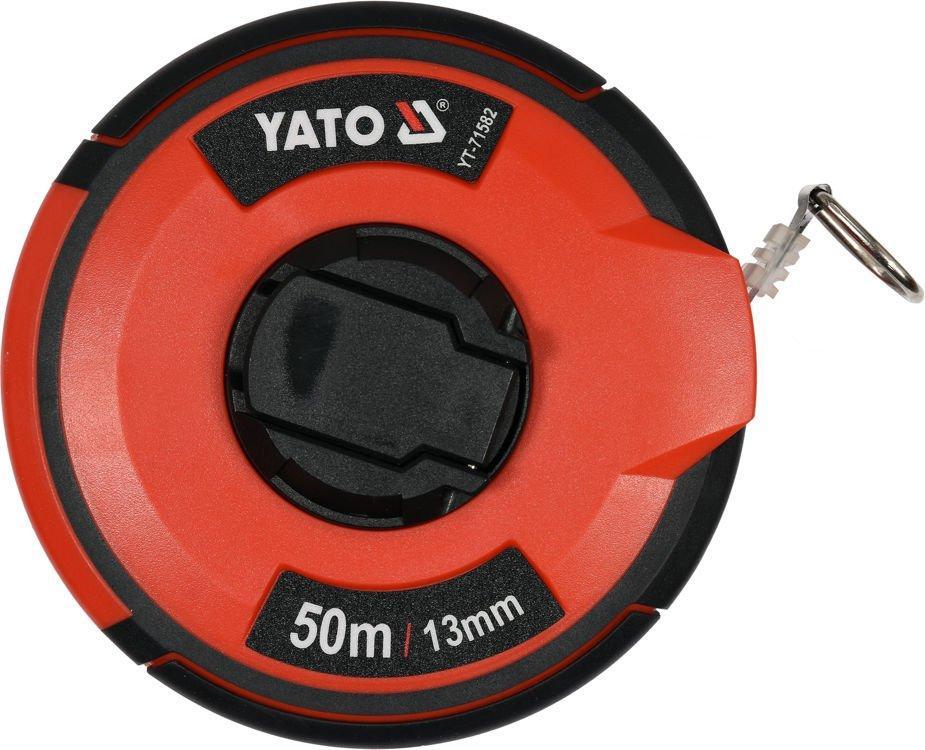 Лента измерительная 50 м Yato Yt-71582