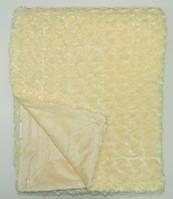Плед-покрывало 220х240 стриженый мех DCT099-2