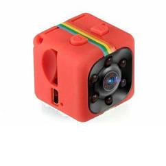 Мини камера регистратор FANGTUOSI SQ11 1080P с аккумулятором.
