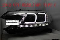 Альтернативная оптика Honda CR-V 2012 тюнинг-оптика