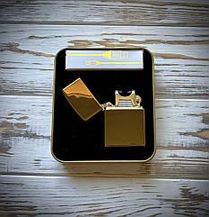 Зажигалка USB Graving 1EI Gold
