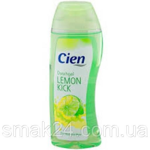 Гель для душа Cien Gel Douche Citron Vert 300ml Германия