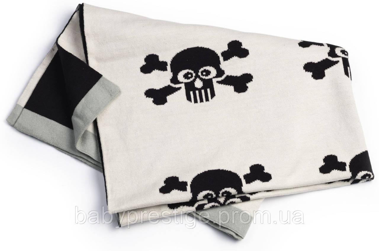 Elodie Details Crosseyed Jolly трикотажное хлопковое одеяло