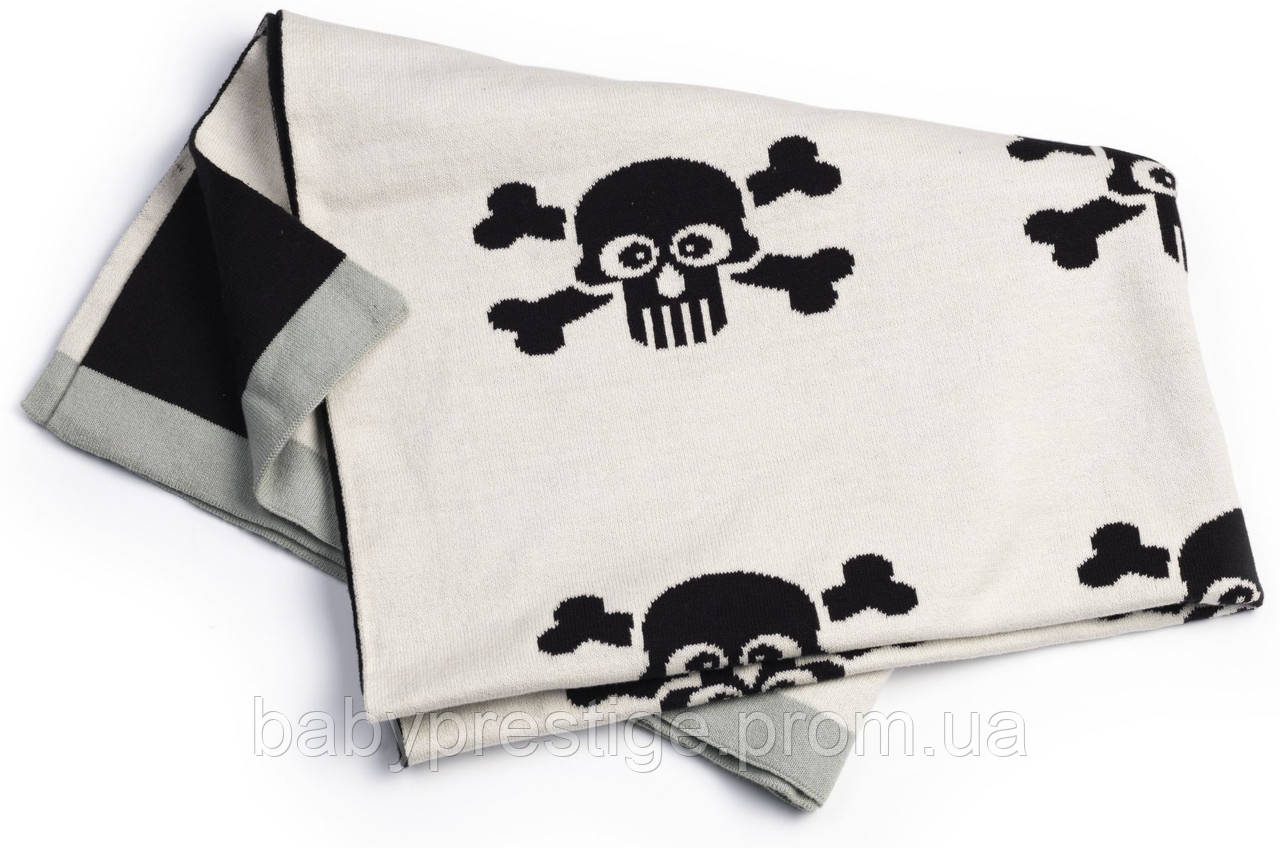 Elodie Details Crosseyed Jolly трикотажное хлопковое одеяло, фото 1