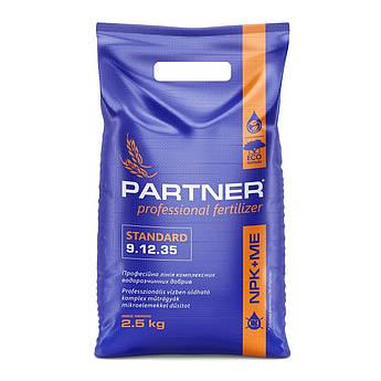 Удобрение Partner Standard NPK NPK 9.12.35+S+MG+МЕ (2,5 кг)