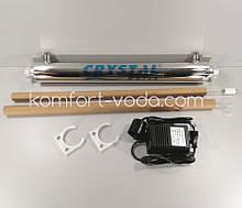 Установка ультрафіолетового знезараження Crystal UV-2GPM, 16W