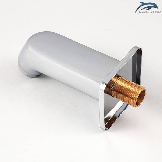 Вбудовуваний гусак для душової системи прихованого монтажу IL-13 стаціонарний.