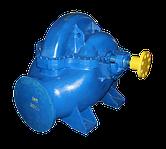 Насос Д 1250-125, Д1250-125, 1Д 1250-125, 14Д6  горизонтальный для воды
