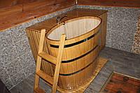 Купель 1400/800/1000мм  для бани, купить в Киеве и Украине