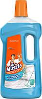 Mr Muscle средство для мытья пола и других поверхностей Океанский оазис 750 мл