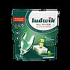 Таблетки для посудомоечных машин Ludwik All In One 41 шт Лимон