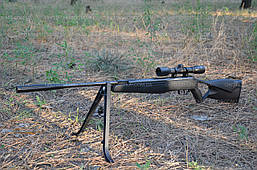 Пневматическая винтовка Crosman F-4 TS NP + прицел Center Point 4x32