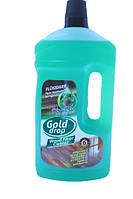 Жидкость для мытья деревяных поверхностей Gold Drop 1л з сосновим маслом