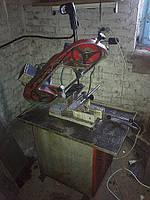 Порезка металла ленточной пилой, фото 1